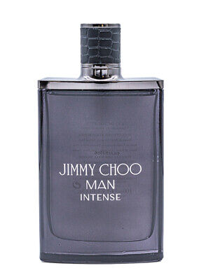 Jimmy Choo Man Intense 3.3 / 3.4 oz EDT Cologne for Men Tester