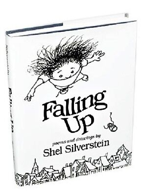 FALLING UP Shel Silverstein BRAND NEW HARDCOVER BOOK BEST PRICE & QUALITY