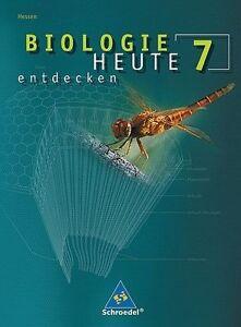 Biologie-heute-entdecken-SI-Ausgabe-2005-fuer-Hessen-Schuelerband-7-Gebunden