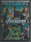 The Avengers DVD 2012