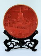 Cinnabar Plate