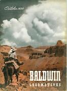 Baldwin Locomotives Magazine