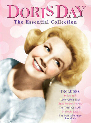 Doris Day: The Essential Universal Collection [New DVD] Boxed Set, Slipsleeve