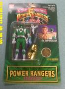 Power Rangers Signed