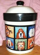 Animal Cookie Jar