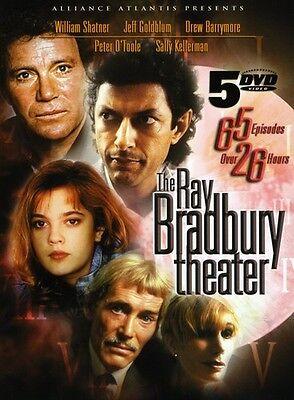 Ray Bradbury Theater  Vols  1 5  5 Discs  Dvd Region 1