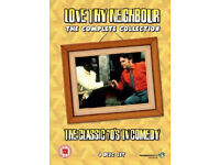 DVD FILM MOVIE LOVE THY NEIGHBOUR 8 DISC SET THE COMPLETE COLLECTION CLASSIC.*⭐️