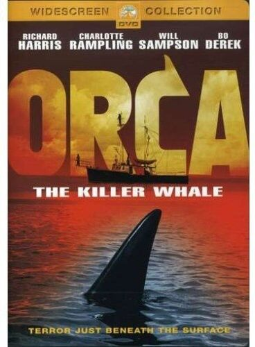Orca the Killer Whale New DVD Region 1