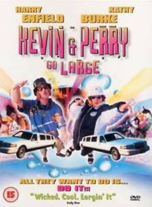 Kevin and Perry Go Large DVD (2000) Harry Enfield