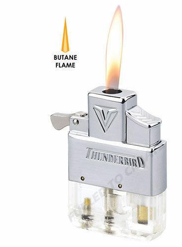 Thunderbird Butane Insert Piezo Vector Soft Flame KGM works