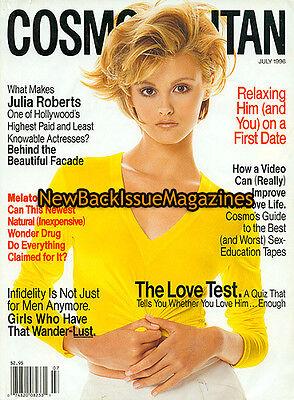 Cosmopolitan 7/96,Trish Goff,July 1996,NEW