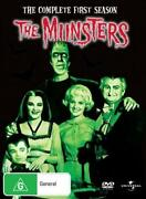 The Munsters DVD