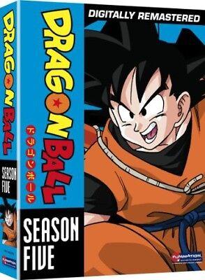 Dragon Ball: Season 5 [New DVD] Boxed Set
