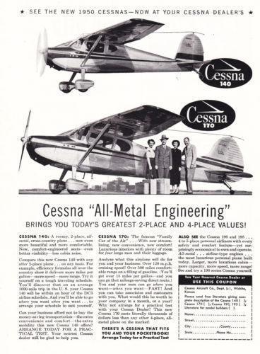 Cessna 170 Ebay Motors Ebay