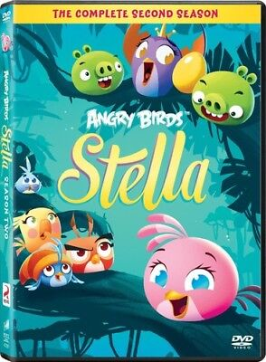 Angry Birds: Stella: The Complete Second Season [New DVD] Ac-3/Dolby Digital,