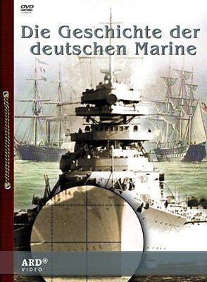 Die Geschichte der deutschen Marine, ARD Video DVD NEU + OVP! Die Marine Dvd