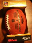 NFL Game Ball
