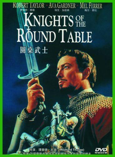 Knights Of The Round Table Dvds Amp Blu Ray Discs Ebay