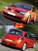 Renault Megane Body Kit