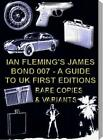 James Bond Books 1st Edition