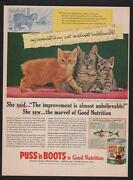 Puss N Boots Cat Food