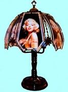 Marilyn Monroe Lamp