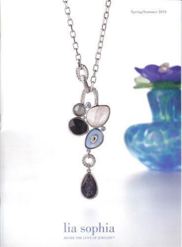 Lia sophia jewelry catalog ebay for Premier jewelry catalog 2011