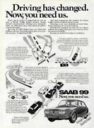 Saab Vintage