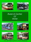 Bus Photographs - Wales