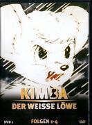 Kimba Der Weiße Löwe DVD