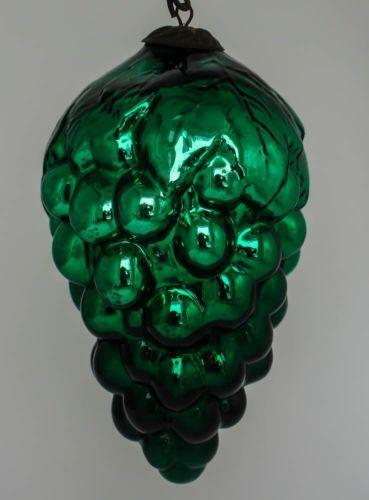 Antique Christmas Ornament Kugel Ebay