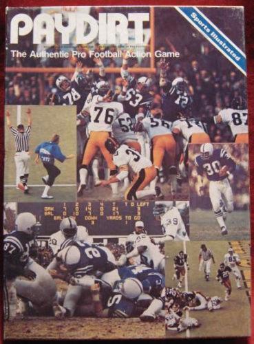 Sports Illustrated Football Game Ebay