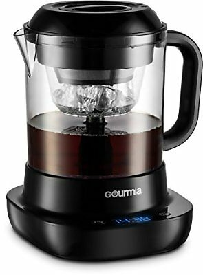 Gourmia GCM6800 Automatic Cold Brew Coffee Maker Digital Strength Selector