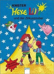 HEXE  LILLI   und der Zirkuszauber   Nr.3  KNISTER  12,00€