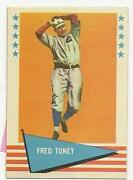 Fred Toney