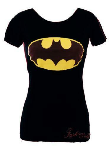 1b684fcfc3e1 Batman Shirt Women   eBay