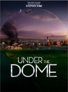 Under The Dome-Season 1-New and sealed 4 dvd set