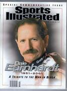 Dale Earnhardt Sports Illustrated