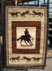 Horse Area Rug