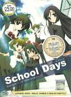 School Days Anime