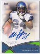 Marshawn Lynch Auto
