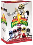 Mighty Morphin Power Rangers DVD