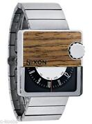 Mens Nixon Watches Wood