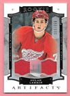Single-Insert Dylan Larkin Hockey Trading Cards