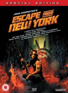 Escape from New York DVD (2005) Kurt Russell