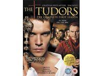 Tudors series 1&2