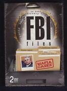 FBI Files DVD