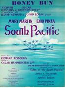 South Pacific Sheet Music