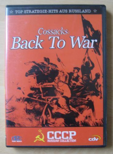 cossacks back to war online spielen