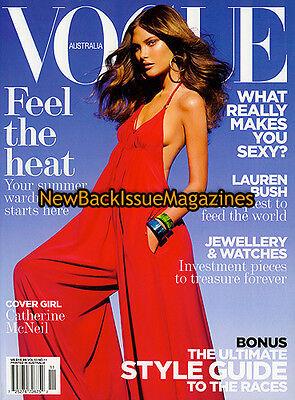 Australian Vogue 11/10,Catherine McNeil,November 2010,NEW